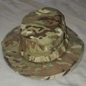 Other - Camo military hat